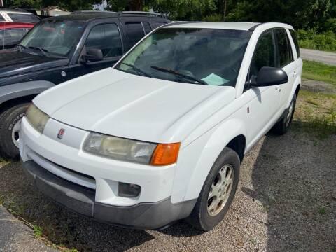 2004 Saturn Vue for sale at Sartins Auto Sales in Dyersburg TN
