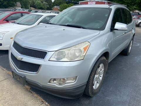 2011 Chevrolet Traverse for sale at Sartins Auto Sales in Dyersburg TN