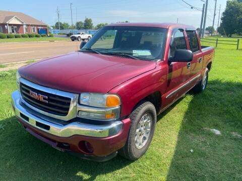 2006 GMC Sierra 1500 for sale at Sartins Auto Sales in Dyersburg TN