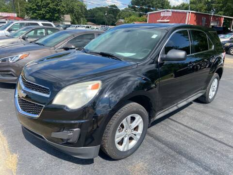 2011 Chevrolet Equinox for sale at Sartins Auto Sales in Dyersburg TN