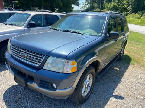 2002 Ford Explorer for sale at Sartins Auto Sales in Dyersburg TN