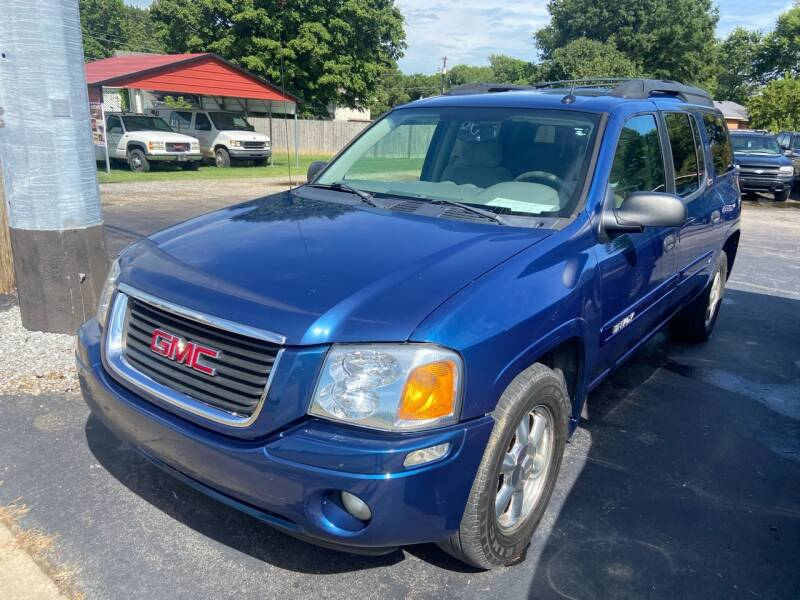 2005 GMC Envoy XL for sale at Sartins Auto Sales in Dyersburg TN