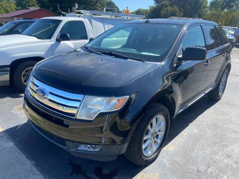 2010 Ford Edge for sale at Sartins Auto Sales in Dyersburg TN