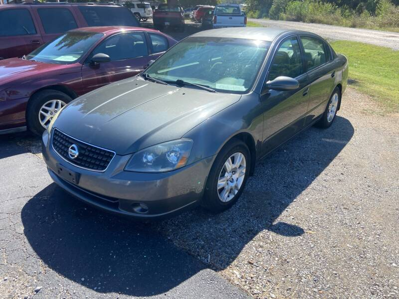 2006 Nissan Altima for sale at Sartins Auto Sales in Dyersburg TN