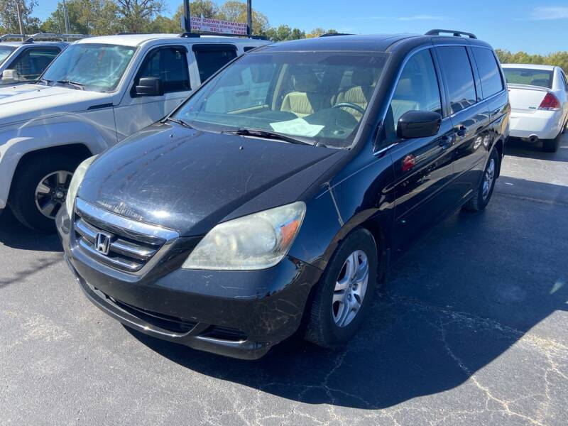 2007 Honda Odyssey for sale at Sartins Auto Sales in Dyersburg TN