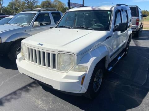 2008 Jeep Liberty for sale at Sartins Auto Sales in Dyersburg TN
