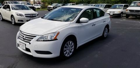 Exceptional 2015 Nissan Sentra For Sale In Saint Charles, MO