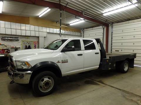 2015 RAM Ram Chassis 5500 for sale in West Liberty, OH