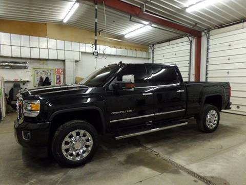2016 GMC Sierra 2500HD for sale in West Liberty, OH