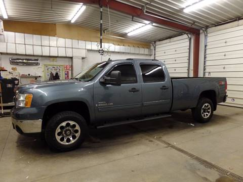 2008 GMC Sierra 2500HD for sale in West Liberty, OH