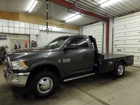 2016 RAM Ram Chassis 3500 for sale in West Liberty, OH
