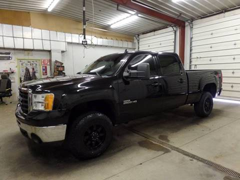 2010 GMC Sierra 2500HD for sale in West Liberty, OH