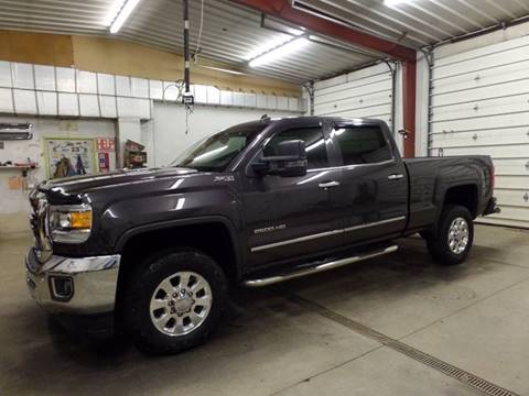 2015 GMC Sierra 2500HD for sale in West Liberty, OH