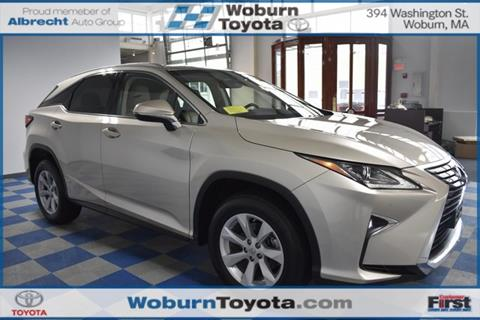 2017 Lexus RX 350 for sale in Woburn, MA