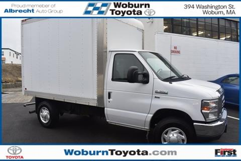 2014 Ford E-Series Chassis for sale in Woburn, MA