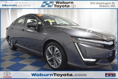 2018 Honda Clarity Plug-In Hybrid for sale in Woburn, MA