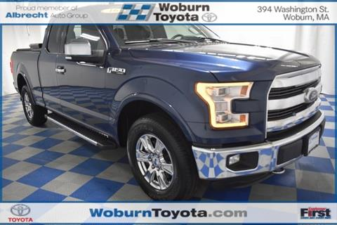 2016 Ford F-150 for sale in Woburn, MA