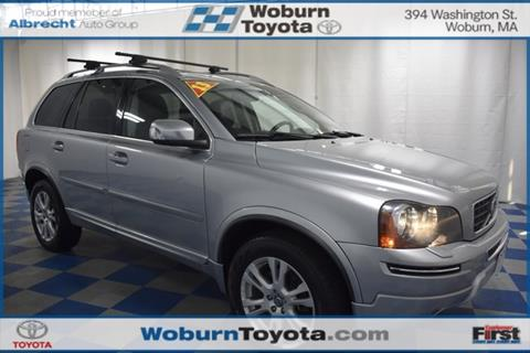2013 Volvo XC90 for sale in Woburn, MA