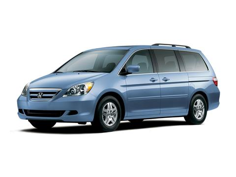 2007 Honda Odyssey for sale in Woburn, MA
