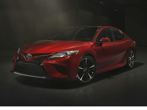 2019 Toyota Camry for sale in Woburn, MA