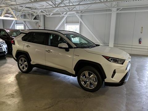 2019 Toyota RAV4 Hybrid for sale in Woburn, MA