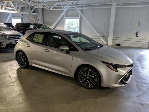 2019 Toyota Corolla Hatchback for sale in Woburn, MA