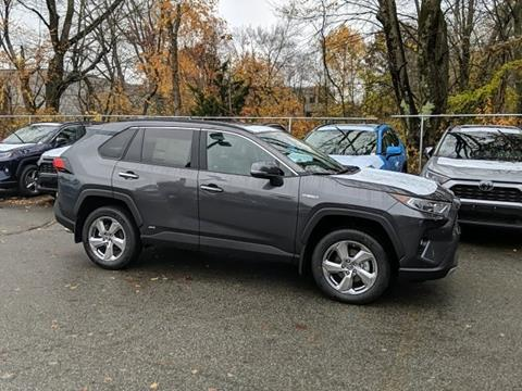 2020 Toyota RAV4 Hybrid for sale in Woburn, MA