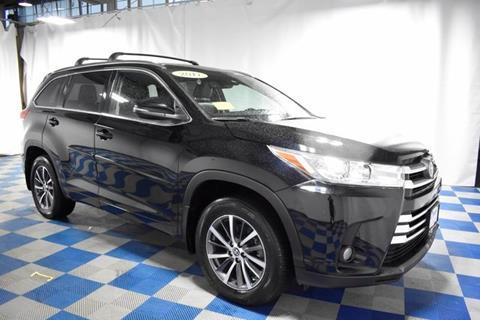 2017 Toyota Highlander for sale in Woburn, MA