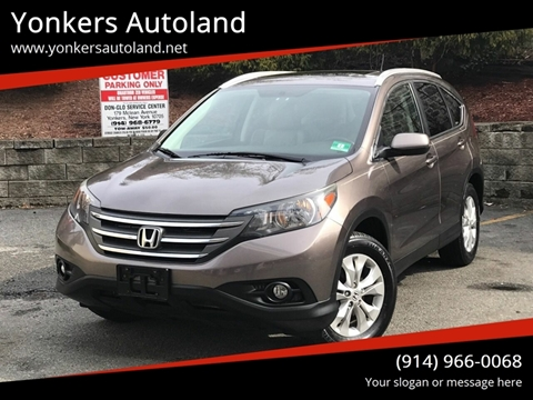 2012 Honda CR-V for sale in Yonkers, NY