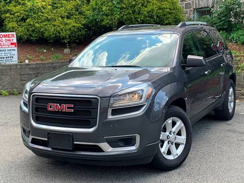 2013 GMC Acadia for sale in Yonkers, NY