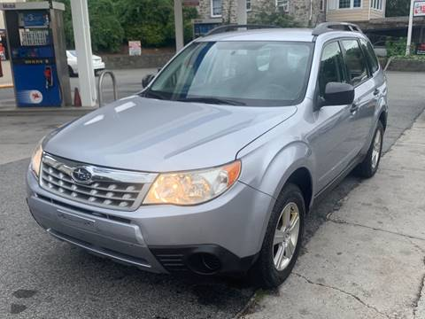 2012 Subaru Forester for sale in Yonkers, NY