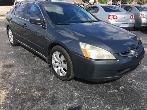 2004 Honda Accord for sale in Fort Lauderdale, FL