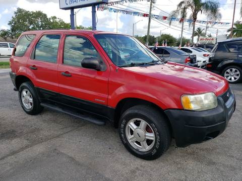 2002 Ford Escape for sale in Fort Lauderdale, FL
