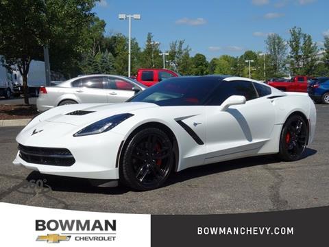 2014 chevrolet corvette for sale carsforsale com