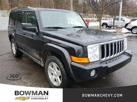 2008 Jeep Commander for sale in Clarkston, MI