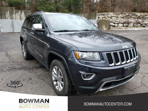 2015 Jeep Grand Cherokee for sale in Clarkston, MI