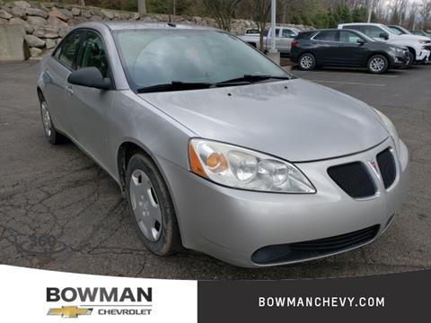 2008 Pontiac G6 for sale in Clarkston, MI