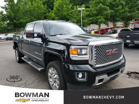 2016 GMC Sierra 2500HD for sale in Clarkston, MI