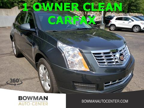 Bowman Auto Center >> 2015 Cadillac Srx For Sale In Clarkston Mi