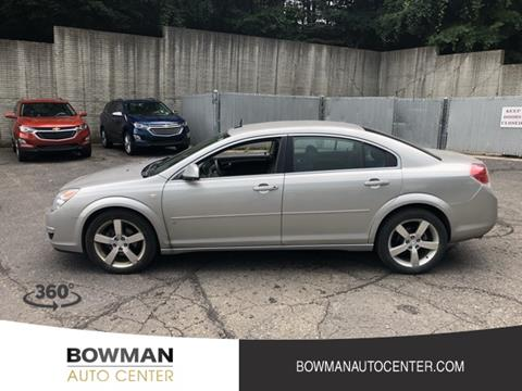 Bowman Auto Center >> 2007 Saturn Aura For Sale In Clarkston Mi
