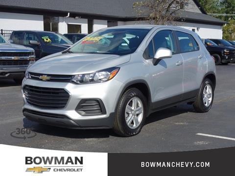 2019 Chevrolet Trax for sale in Clarkston, MI