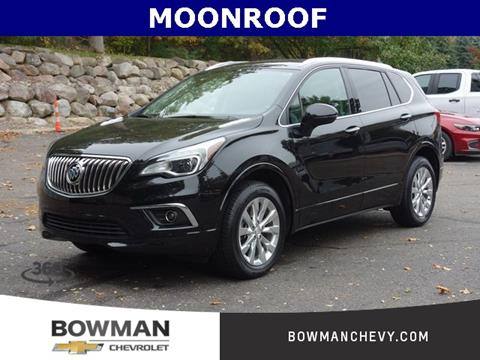 Bowman Auto Center >> Buick Envision For Sale In Clarkston Mi Bowman Auto Center