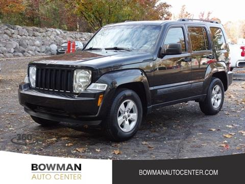 2010 Jeep Liberty for sale in Clarkston, MI