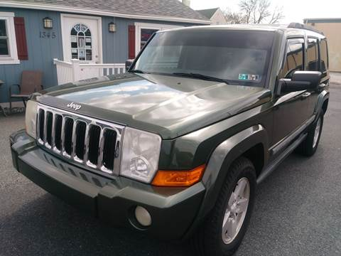 2008 Jeep Commander for sale in Sharon Hill, PA