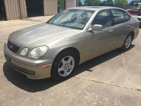 1999 Lexus GS 300 For Sale In Angleton, TX