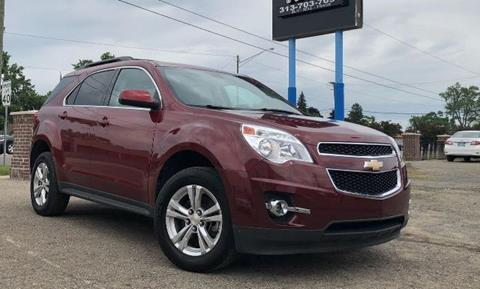 2010 Chevrolet Equinox for sale at Go2Motors in Redford MI
