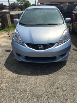 2010 Honda Fit for sale at Go2Motors in Redford MI