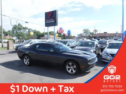 2019 Dodge Challenger for sale in Redford, MI