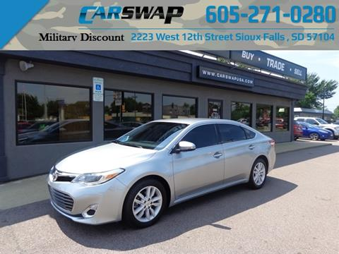 2015 Toyota Avalon For Sale In Sioux Falls, SD