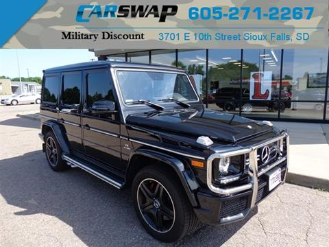 2016 Mercedes-Benz G-Class for sale in Sioux Falls, SD